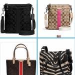December Coach Signature Handbag Giveaway! Open Worldwide