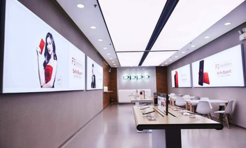 OPPO SM Aura Concept Store
