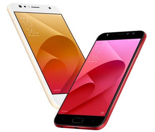 ASUS Zenfone 4 Selfie and Zenfone 4 Selfie Pro
