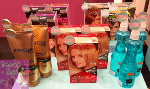 Watsons #HappyNewYou Happy New Year Hair Color