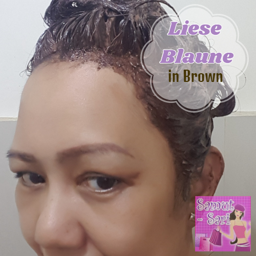 Liese Blaune Brown Shade