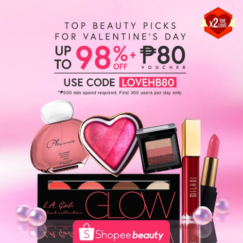 Shopee Valentines Day Promo