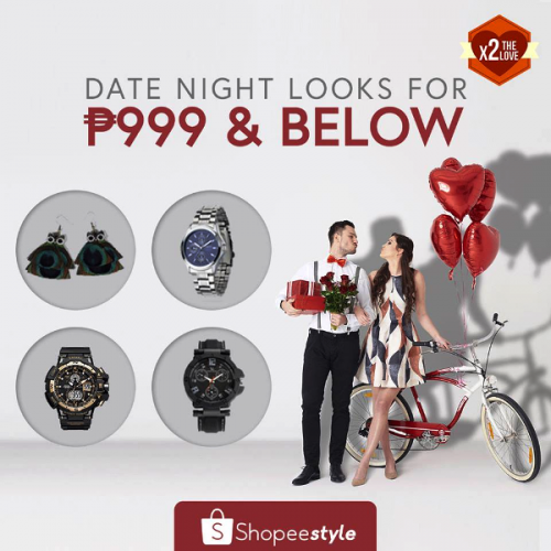Shopee Valentines Day Promos