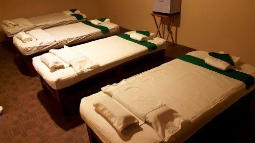 SM Kenko Spa Winford Hotel Manila - Female Massage Room