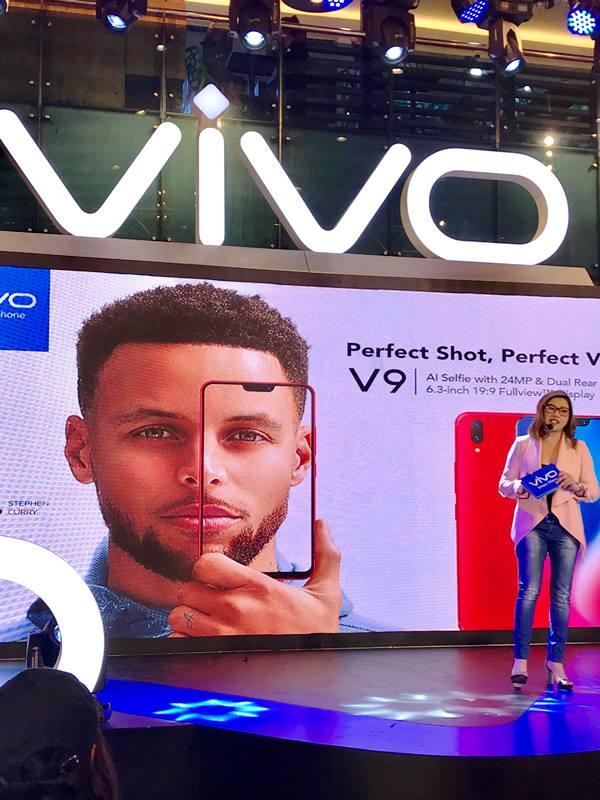Vivo Philippines Vice President for Sales Hazel Bascon
