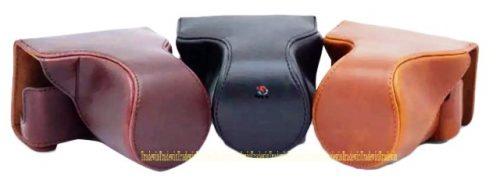 Panasonic Camera Bag and Strap
