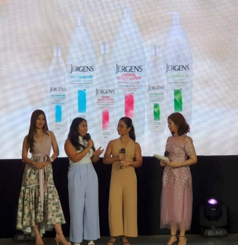 Jergens Lotion 100 Years of Skin Care