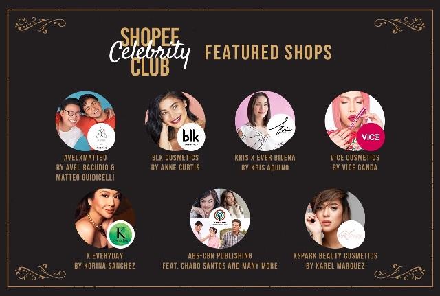 Shopee Celebrity Club