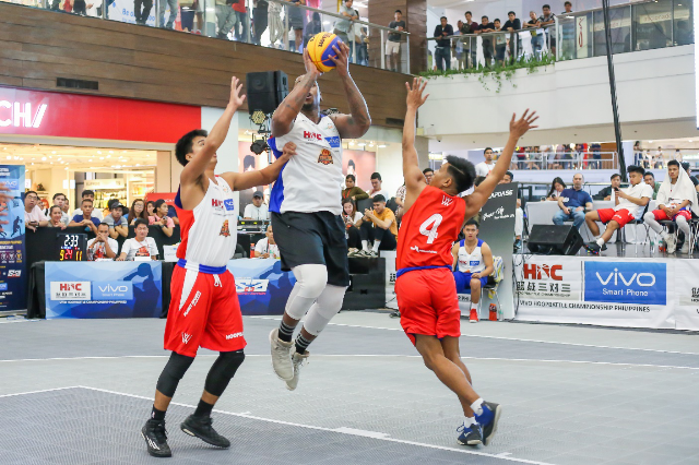 Vivo Hoop Battle Championship Philippines