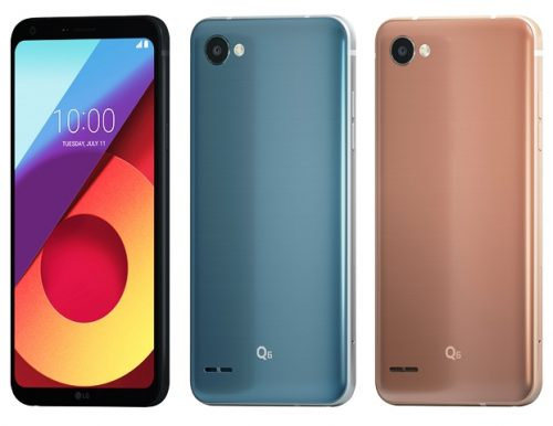 LG Q6 lands in the Philippines