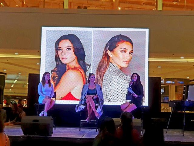 Women of Inglot Philippines Jennifer Lopez X Inglot Collection #GlowLikeJLo