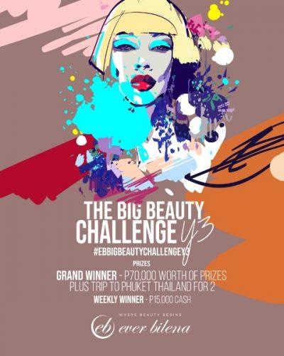 Ever Bilena Big Beauty Challenge Y3