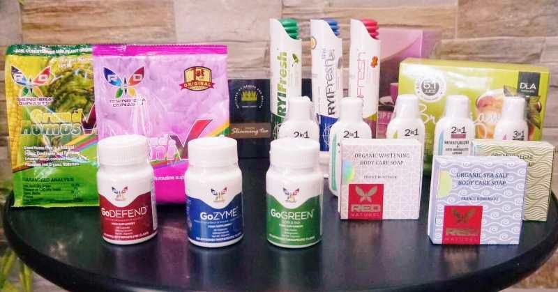 Rising Era Dynasty Natural and Organic Products