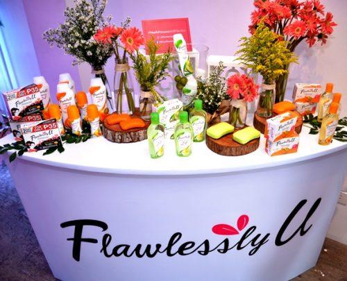 Flawlessly U Product Line