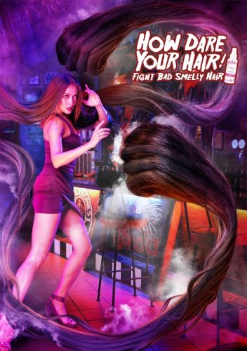 Vitress-Bar-Monster Solenn Heussaff