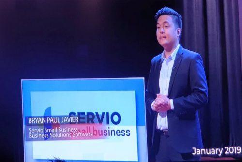 Servio Technologies Bryan Paul Javier
