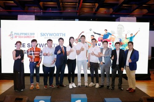 Skyworth 2019 SEA Games