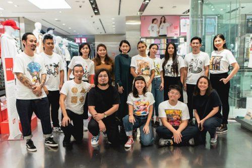 UNIQLO Manila First Anniversary