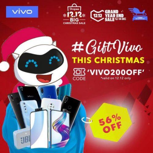 VIVO Sale Lazada and Shopee